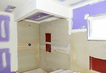 Tub to Shower Conversion Project | Drywall Repair & Remodeling Moorpark, CA